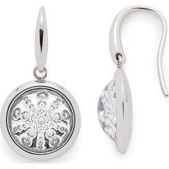 """Biżuteria i zegarki: Kolczyki """"Scoppio"""" ze szklanymi kryształkami"""