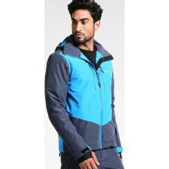 Bench Kurtka snowboardowa dark navy blue. Niebieskie kurtki narciarskie męskie Bench, m, z materiału. W wyprzedaży za 569,25 zł.