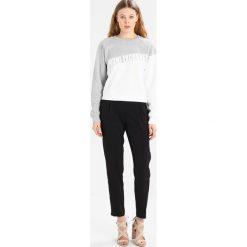 Odzież damska: Armani Exchange Bluza grey/ white