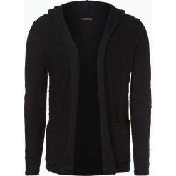 Swetry męskie: Review – Kardigan męski, czarny