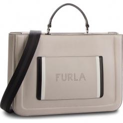 Torebka FURLA - Reale 985411 B BTD1 I78 Perla e. Brązowe torebki klasyczne damskie Furla, ze skóry. Za 2275,00 zł.