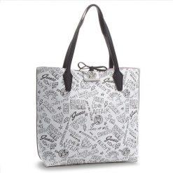 Torebka GUESS - HWGF64 22250 GFR. Niebieskie torebki klasyczne damskie marki Guess, z materiału. W wyprzedaży za 449,00 zł.