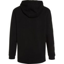Quiksilver VENICE BLISS HOODIE Bluza z kapturem black. Szare bluzy chłopięce rozpinane marki Quiksilver, krótkie. W wyprzedaży za 159,20 zł.