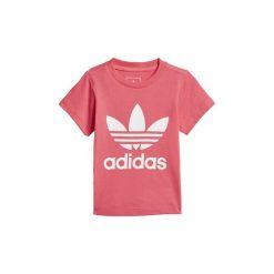 Bluzki dziewczęce z krótkim rękawem: T-shirty z krótkim rękawem Dziecko  adidas  Koszulka Trefoil