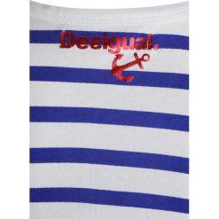 Desigual REGINA Top white. Różowe bluzki dziewczęce marki Desigual. Za 149,00 zł.