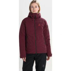 Odzież damska: Haglöfs PROOF Kurtka snowboardowa aubergine
