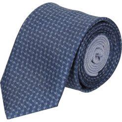 Krawat winman granatowy classic 212. Niebieskie krawaty męskie Recman. Za 129,00 zł.