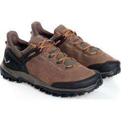 Buty trekkingowe męskie: Salewa Buty męskie MS Wander Hiker GTX Walnut/New Cumin r. 42.5 (63460-7506)