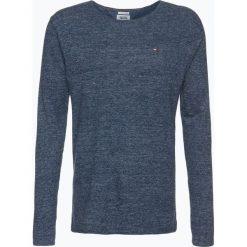 Swetry męskie: Tommy Jeans – Sweter męski, niebieski