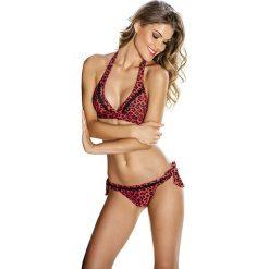 Bikini: Bikini w kolorze czerwono-czarnym