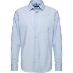 Koszule męskie na spinki: Eterna MODERN FIT KENT Koszula biznesowa bleu
