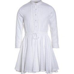Sukienki dziewczęce: Zadig & Voltaire Sukienka koszulowa weiß