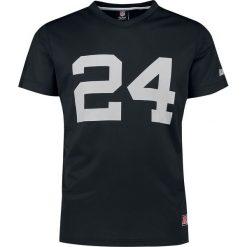 T-shirty męskie z nadrukiem: NFL Oakland Raiders 24 Lynch T-Shirt czarny