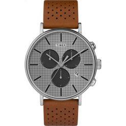 Timex - Zegarek. Czarne zegarki męskie marki Fossil, szklane. Za 539,90 zł.
