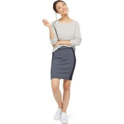 Spódniczki: Spódnica ołówkowa, gładka, półdługa
