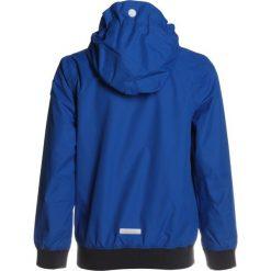 Icepeak TARE  Kurtka przeciwdeszczowa royal blue. Niebieskie kurtki chłopięce przeciwdeszczowe Icepeak, z materiału, sportowe. Za 249,00 zł.