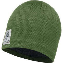 Czapki męskie: Buff Czapka Knitted & Polar Solid Forest zielona 46x20cm (BH113519.809.10.00)