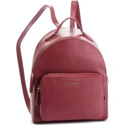 Plecak COCCINELLE - CF5 Clementine E1 CF5 14 01 01 Grape R04. Czerwone plecaki damskie Coccinelle, ze skóry, klasyczne. Za 1249,90 zł.