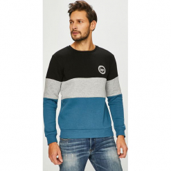 Hype - Bluza. Szare bluzy męskie rozpinane Hype, m, z bawełny, bez kaptura. Za 189,90 zł.