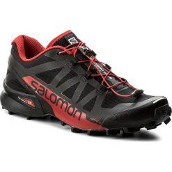 Buty sportowe męskie: Buty SALOMON – Speedcross Pro 2 398429 28 G0 Black/Barbados Cherry/Black