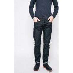 Pepe Jeans - Jeansy Cane. Niebieskie jeansy męskie z dziurami Pepe Jeans. W wyprzedaży za 239,90 zł.