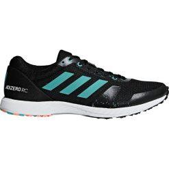 Buty do biegania męskie ADIDAS ADIZERO RC / BB7336. Czarne buty do biegania męskie marki Asics. Za 399,00 zł.