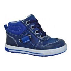 Protetika Buty Za Kostkę Chłopięce Bodo 20 Niebieskie. Niebieskie buty sportowe chłopięce Protetika, za kostkę, na sznurówki. Za 145,00 zł.