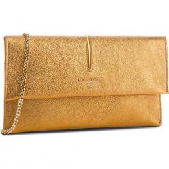 Torebka PATRIZIA PEPE - 2V5460/AA94-Y342 Dark Gold. Czarne torebki klasyczne damskie marki Patrizia Pepe, ze skóry. W wyprzedaży za 619,00 zł.
