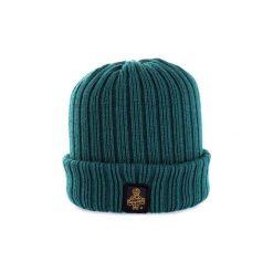 Czapki Refrigiwear  B01600. Zielone czapki zimowe męskie Refrigiwear. Za 199,36 zł.