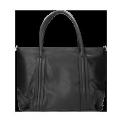 Torebka damska. Czarne torebki klasyczne damskie Wojas, duże. Za 549,00 zł.