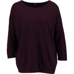 Bluzki asymetryczne: someday. KAMILL Bluzka z długim rękawem bordeaux