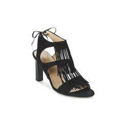 Sandały France Mode  ZADAR SE TA. Czarne sandały damskie France Mode. Za 426,30 zł.