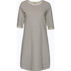 Sukienki: ARMEDANGELS – Damska sukienka – Viola Stripes, niebieski