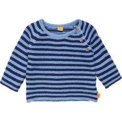 Swetry chłopięce: Steiff Collection MY LITTLE BIRD Sweter blue