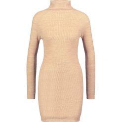 Sukienki: Dorothy Perkins Sukienka dzianinowa light brown