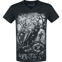T-shirty męskie: Gothicana by EMP Heavy Soul T-Shirt czarny