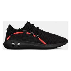 Buty sportowe męskie: Under Armour Obuwie męskie UA RailFit 1 czarno-czerwone r. 40 (3020138-002)