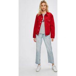Bomberki damskie: Tommy Jeans - Kurtka 90s