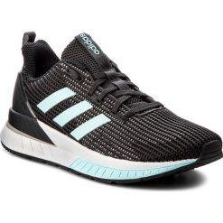 Buty adidas - Questar Tnd W DB1297 Carbon/Claqua/Cblack. Czarne buty do biegania damskie marki Adidas, z kauczuku. W wyprzedaży za 269,00 zł.