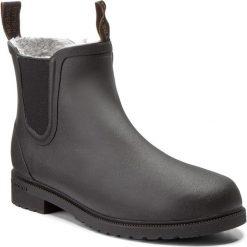 Kalosze TRETORN - Chelsea Classic Winter 473380 Black 10. Czarne buty zimowe damskie Tretorn, z kauczuku. W wyprzedaży za 379,00 zł.
