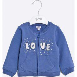 Bluzy dziewczęce rozpinane: Blu Kids - Bluza dziecięca 68-98 cm