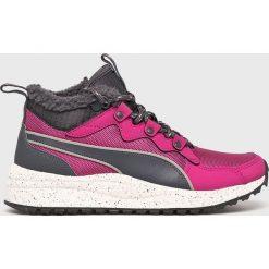 Puma - Buty Pacer Next SB WTR. Szare buty sportowe damskie Puma, z gumy. W wyprzedaży za 319,90 zł.