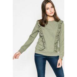 Sublevel - Bluza. Szare bluzy damskie marki Sublevel, l, z bawełny, bez kaptura. W wyprzedaży za 79,90 zł.
