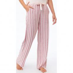 Etam - Spodnie piżamowe Dean. Szare piżamy damskie Etam, s, z materiału. Za 119,90 zł.