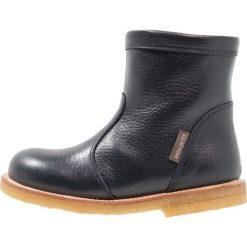 ANGULUS Botki navy. Niebieskie buty zimowe damskie ANGULUS, z materiału. W wyprzedaży za 421,85 zł.