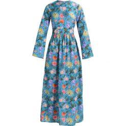 Długie sukienki: Glamorous Długa sukienka blue pink floral