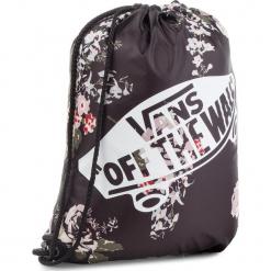 Plecak VANS - Benched Bag VN000SUFEA1 Chambray Floral. Czarne plecaki męskie Vans, z materiału. Za 59,00 zł.