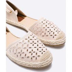 Answear - Espadryle Sweet Shoes. Szare espadryle damskie ANSWEAR, z materiału. W wyprzedaży za 69,90 zł.
