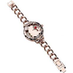 Zegarki damskie: Piękna i Bestia Belle And Friends Zegarek na rękę złoty