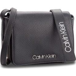 Torebka CALVIN KLEIN - Ck Base Small Crossbody K60K604425 001. Czarne listonoszki damskie marki Calvin Klein, ze skóry ekologicznej. Za 349,00 zł.